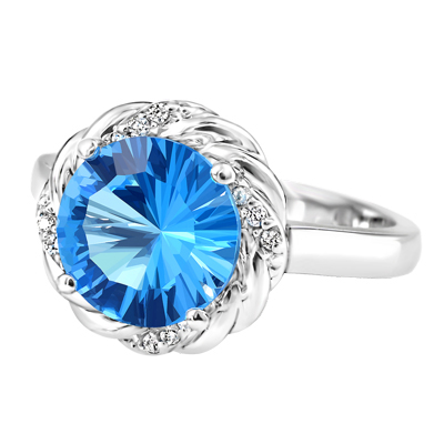 Women's Colored Stone Rings - Fashion Ring