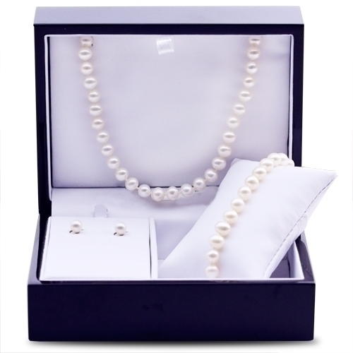Pearl Necklace - Pearl Set