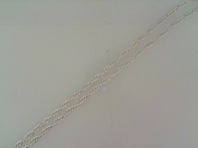 Necklaces - Silver Chain - image #2