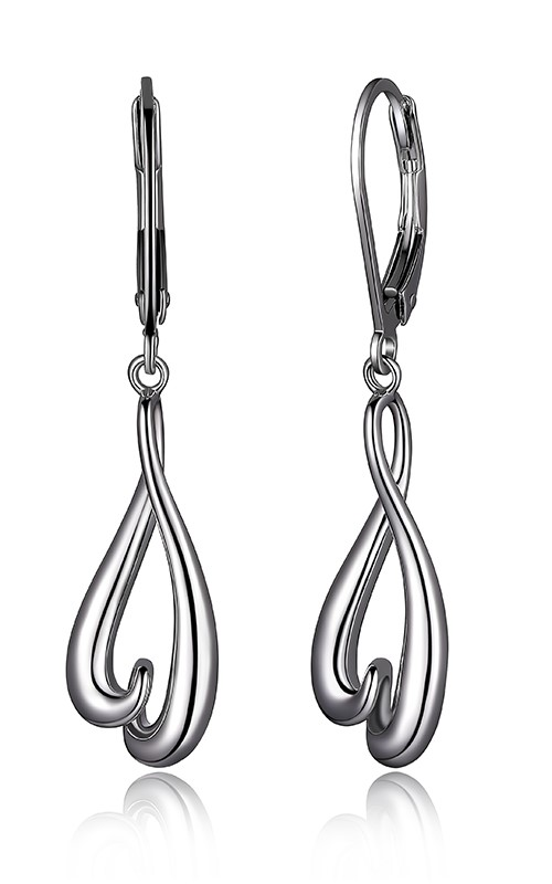 Silver Earrings - Silver Earrings