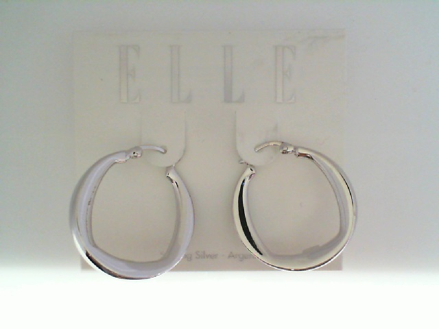 Silver Earrings - Silver Earrings - image #2