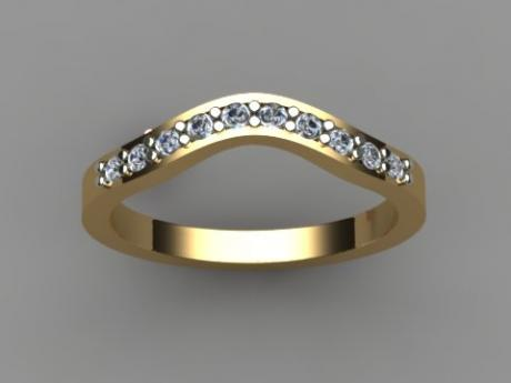 Our Bridal Jewelry includes Engagement Rings, Wedding Bands, and Wedding Ring Sets.  We can custom design your ring and even