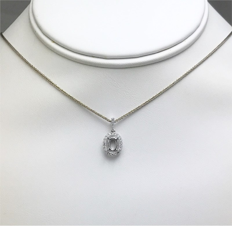 Diamond Pendants - Pendant - image #2