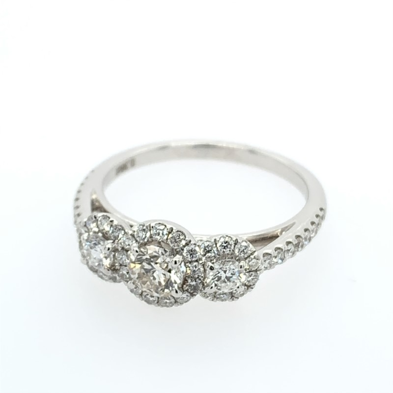 Diamond Engagement Rings - Diamond Ring - image #2