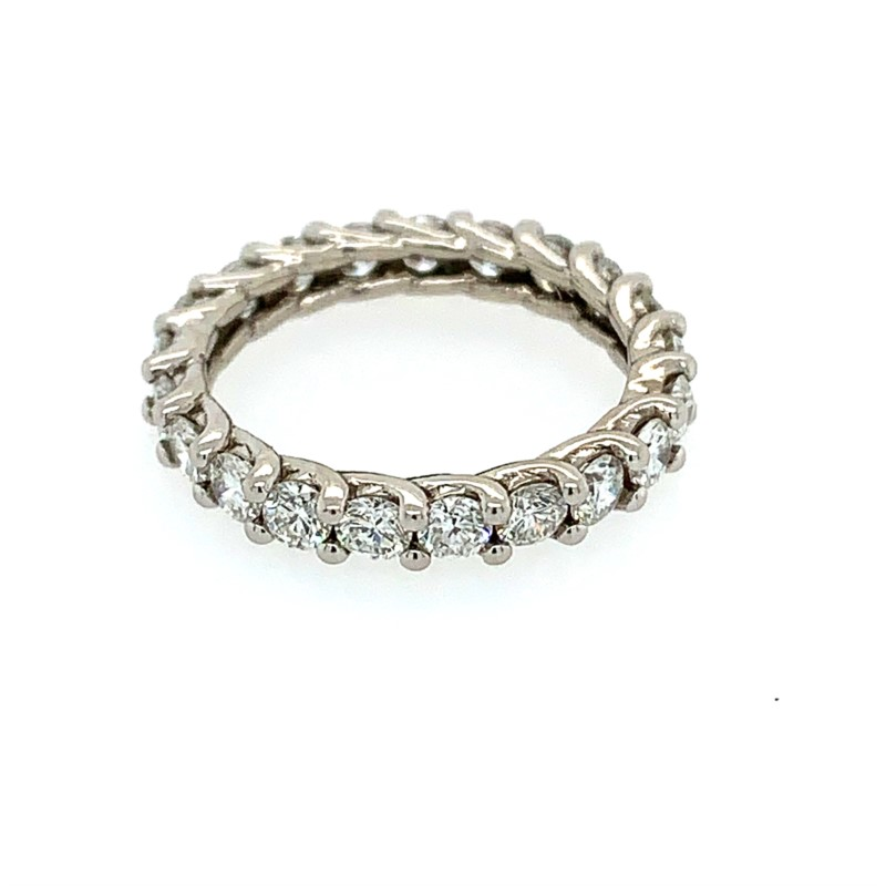 Women's Wedding Bands - Diamond Eternity Band