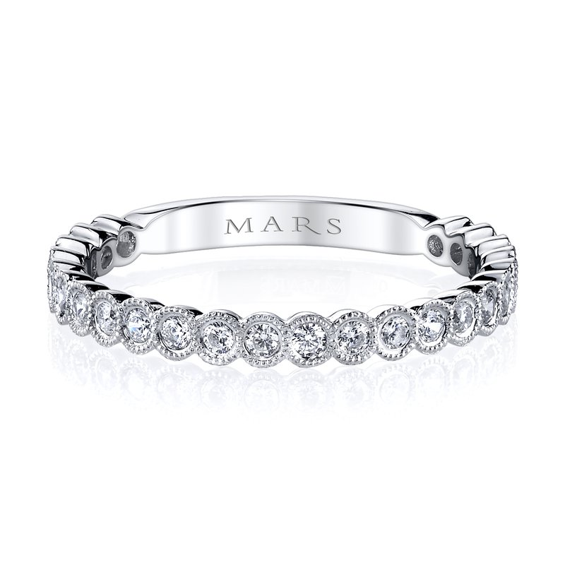 Women's Diamond Wedding Bands - Diamond Band