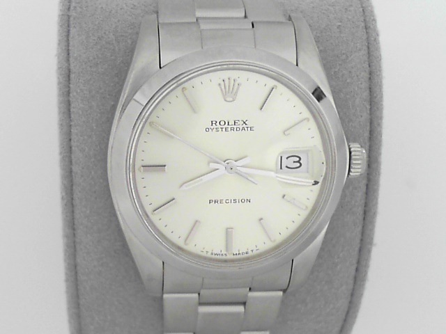 Estate Jewelry - Estate Rolex Oyster Date