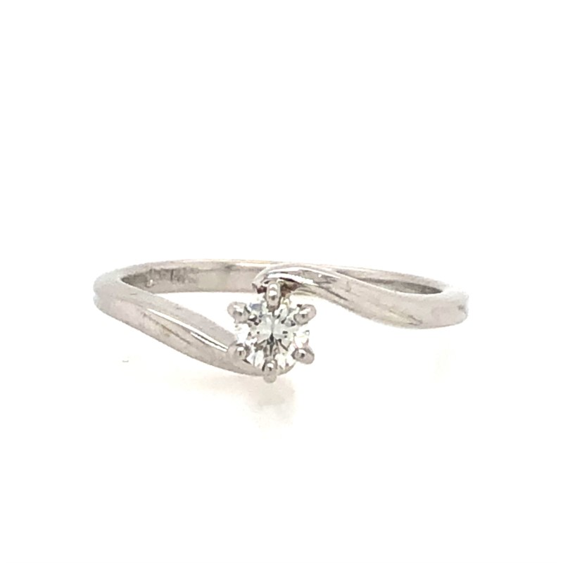 Diamond Engagement Rings - Rings - image #2