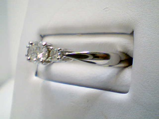 Diamond Engagement Rings - Rings - image #3