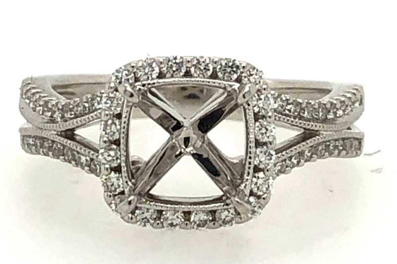 Diamond Engagement Rings - Rings
