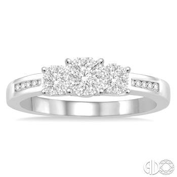 Diamond Anniversary Rings - Rings