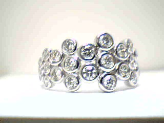 Diamond Fashion Rings - Rings - image #2