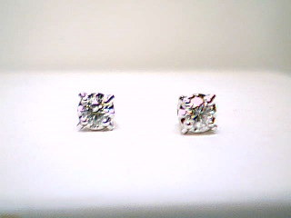 Diamond Earrings - Earrings - image #2
