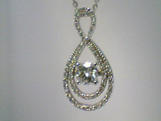 Diamond Pendants - Pendants - image #2