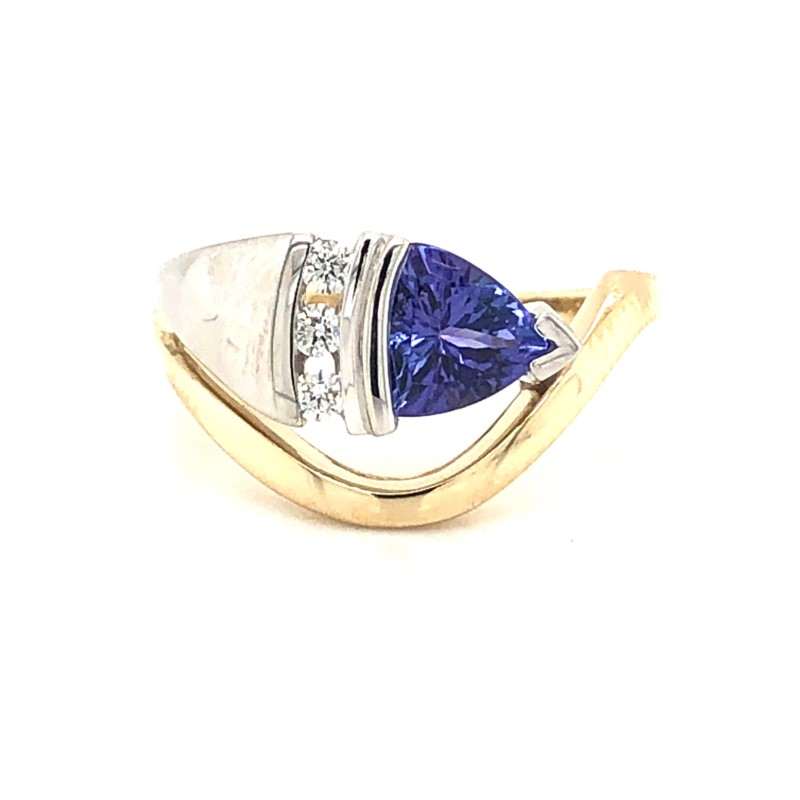 Women's Colored Stone Rings - Rings
