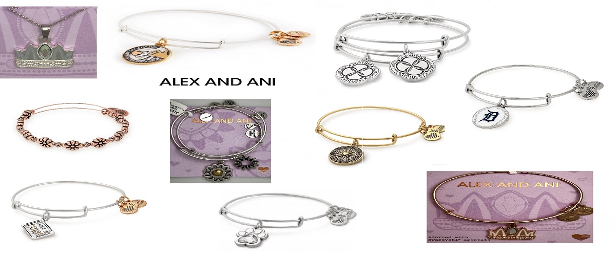 Alex and Ani Spring 2018 -