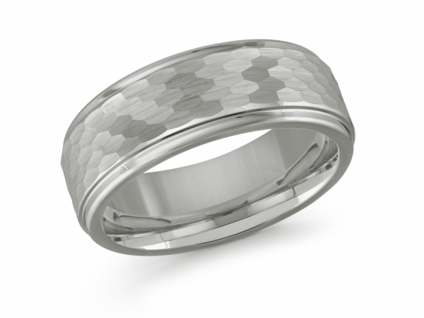 Tungsten Mens Band -