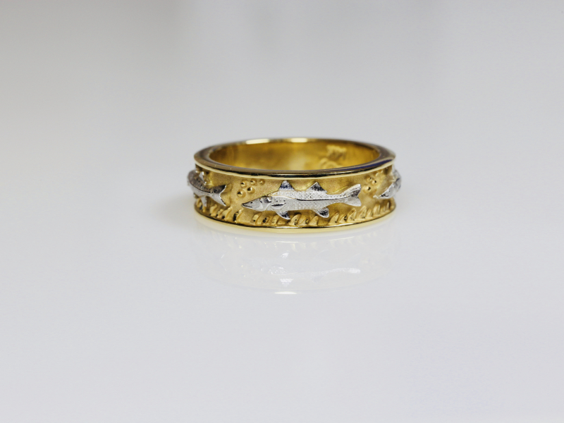 Mens Wedding Bands, Fashion Rings, Bracelets, Pendants & More. Hand-Crafted on Site at Les Olson Jewelers