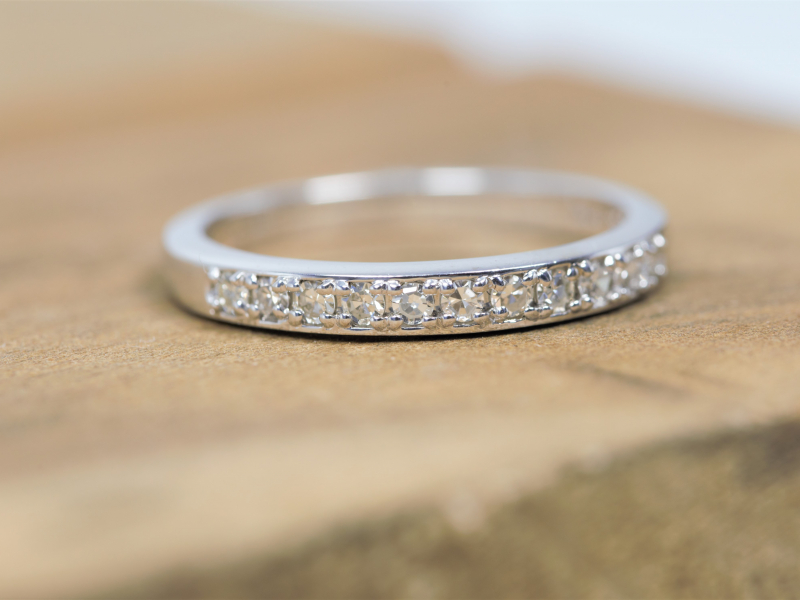 Our Jewelry Experts can work with you to design your own wedding jewelry, whether you're using your own old gold a - image #4