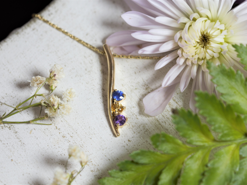 Birthstone necklace for mom, add your kids birthstone jewelry, mothers day jewelry