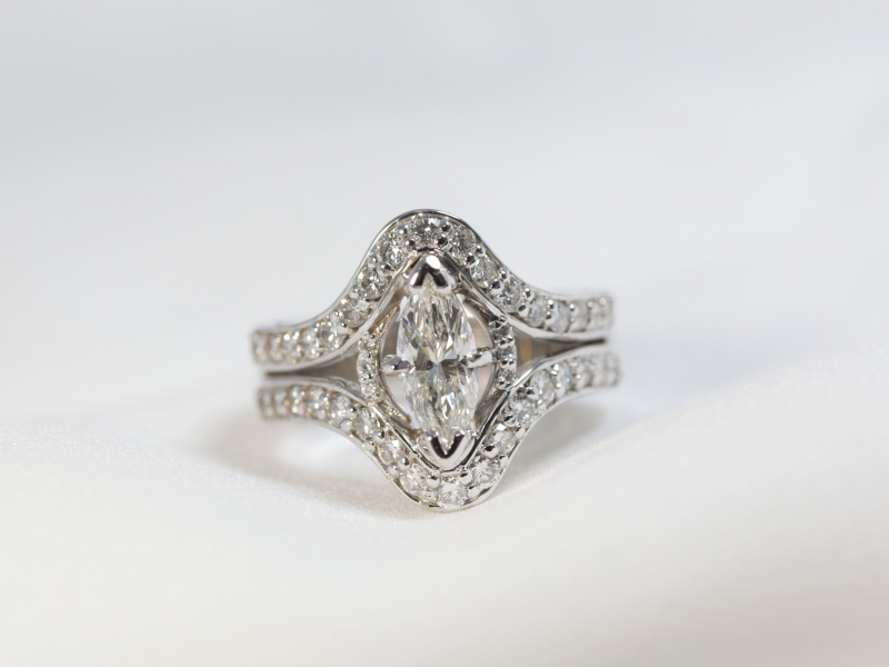 1 carat marquise ring, 2 carat engagement ring