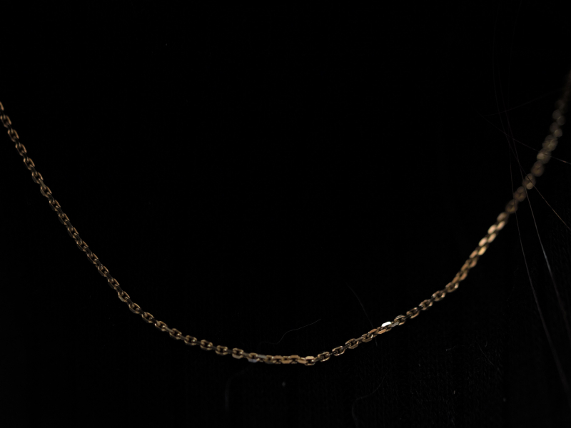 Curb Link, Raso, Box and Wheat Chains. For Pendants or to Wear Alone. Chains for both Men and Women Avaliable. - image #2
