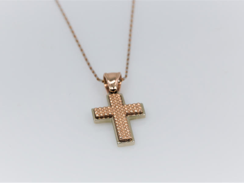 Pendants & Necklaces - Beaded Cross - image 2