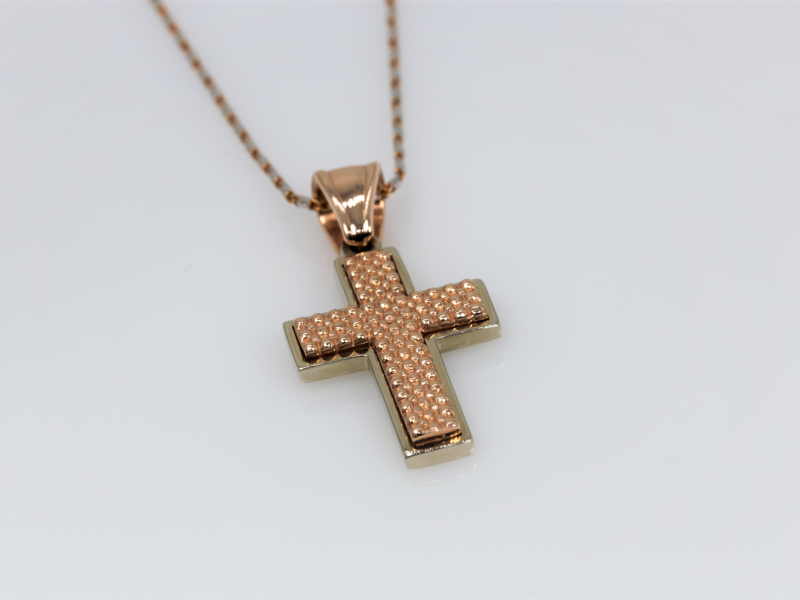Pendants & Necklaces - Beaded Cross - image 3