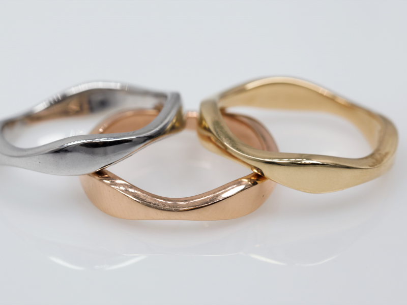 Rings in Diamond, Gemstone, Gold, Silver both designer and custom handmade are among our collection. - image #3