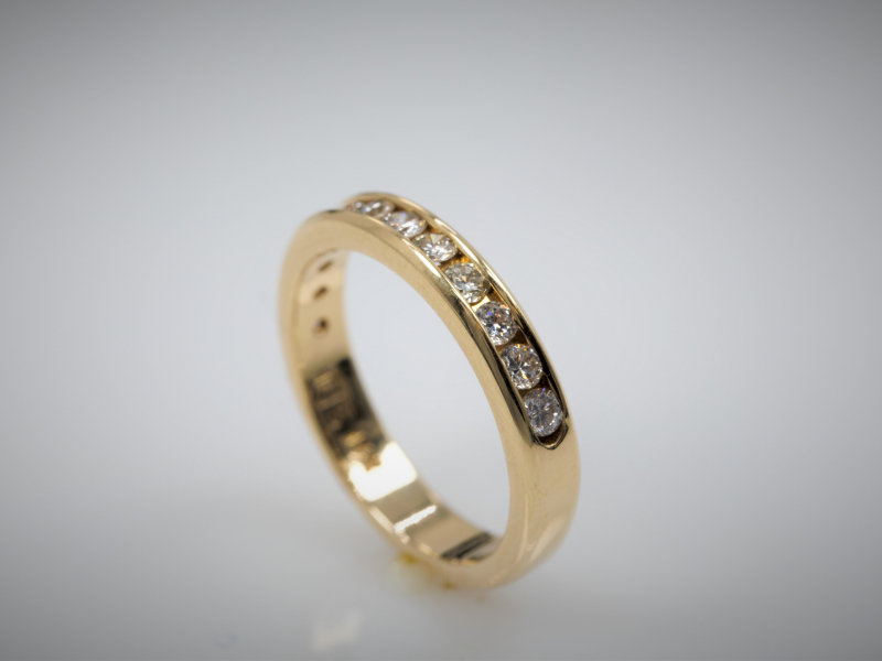 Rings in Diamond, Gemstone, Gold, Silver both designer and custom handmade are among our collection. - image #4