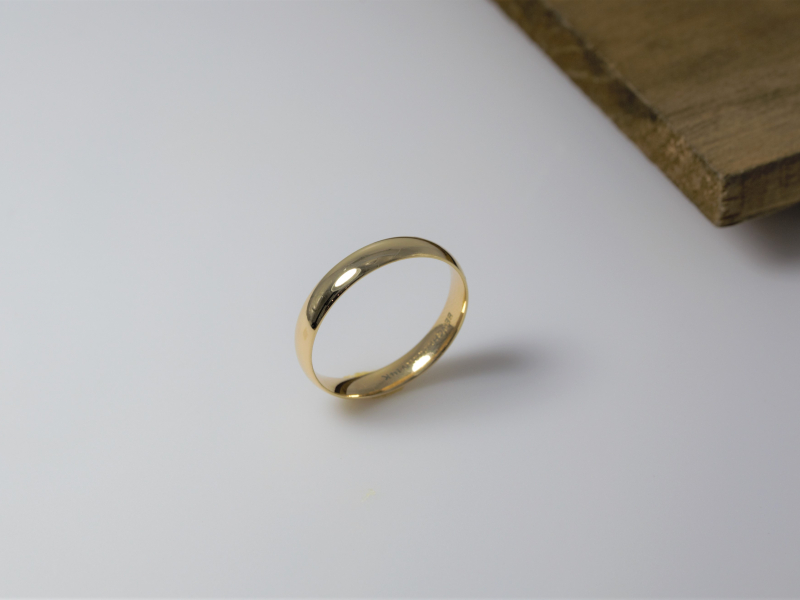 Unique Men's Wedding to Plain Gold Wedding Bands, We have something for everone. Fishing Wedding Bands for the Man - image #2