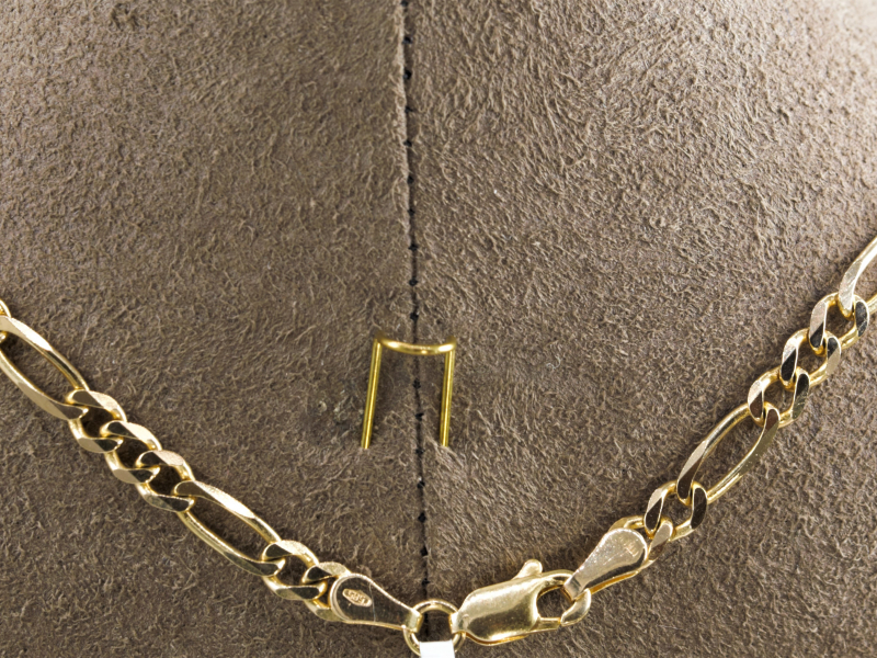Curb Link, Raso, Box and Wheat Chains. For Pendants or to Wear Alone. Chains for both Men and Women Avaliable. - image #3