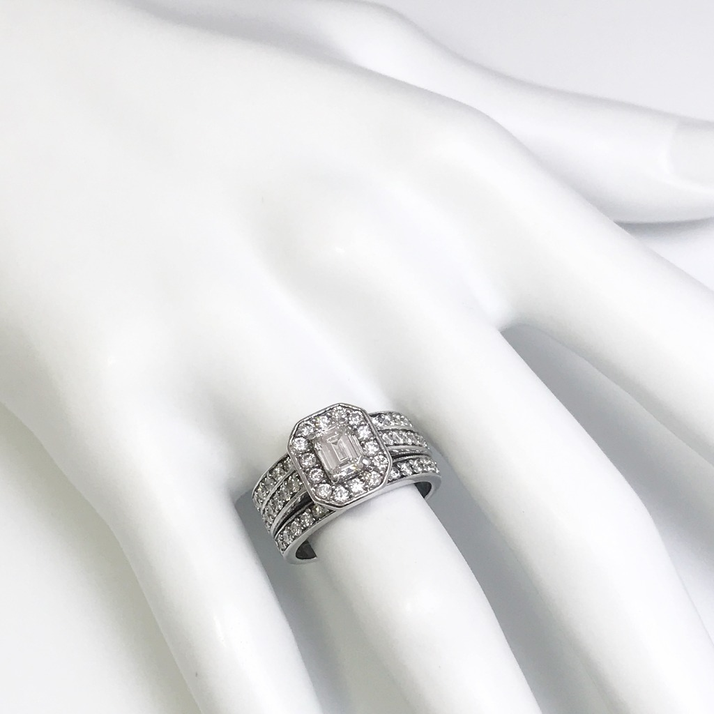 Women's Diamond Fashion Rings - Fashion Ring - image #3