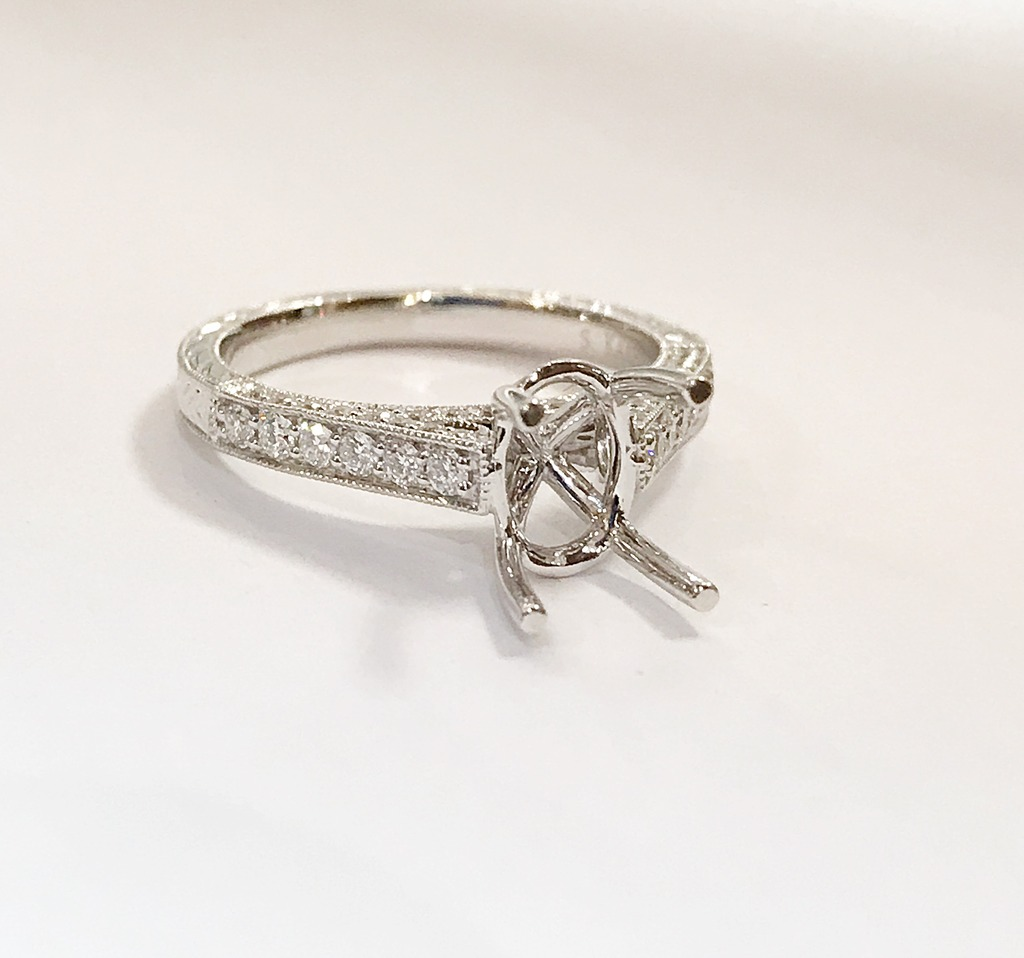 Diamond Engagement Rings - Engagement Ring