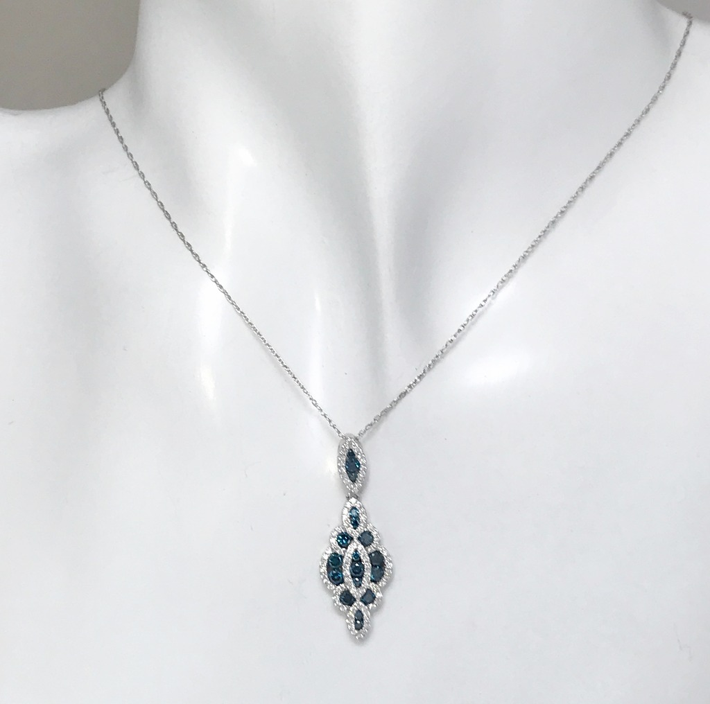 Diamond Necklaces - Necklace - image #3