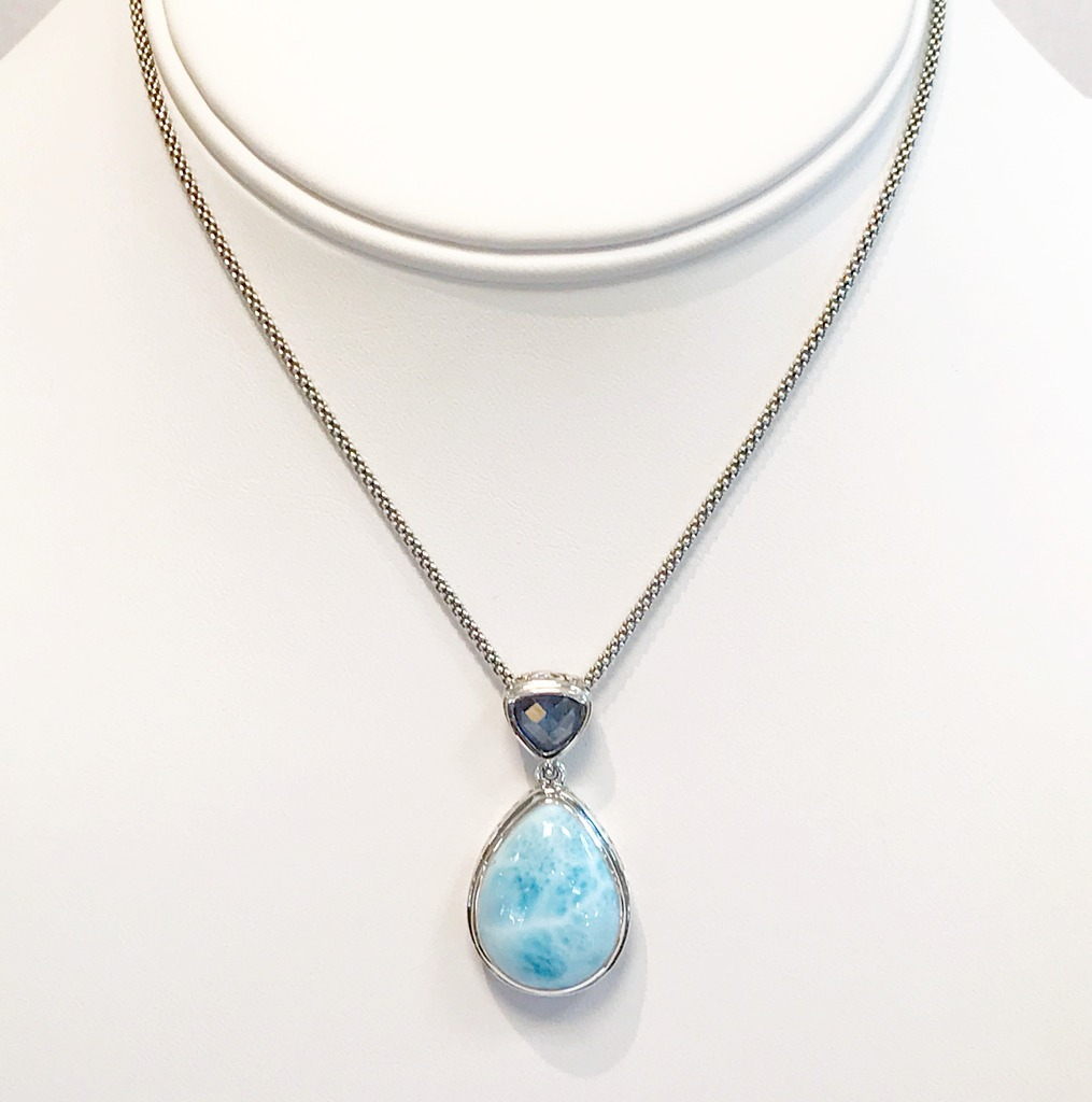 Colored Stone Necklaces - Necklace - image #3