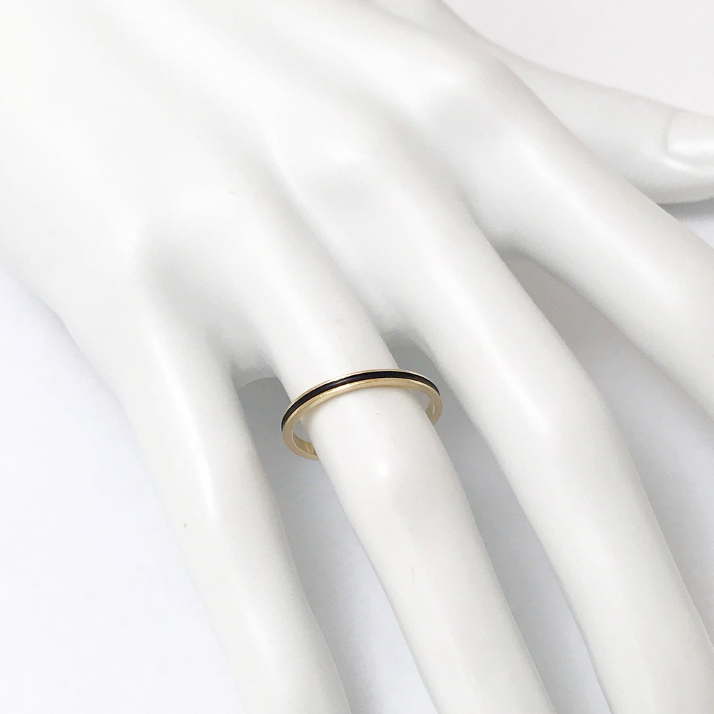 Women's Gold Fashion Rings - Fashion Ring - image 2