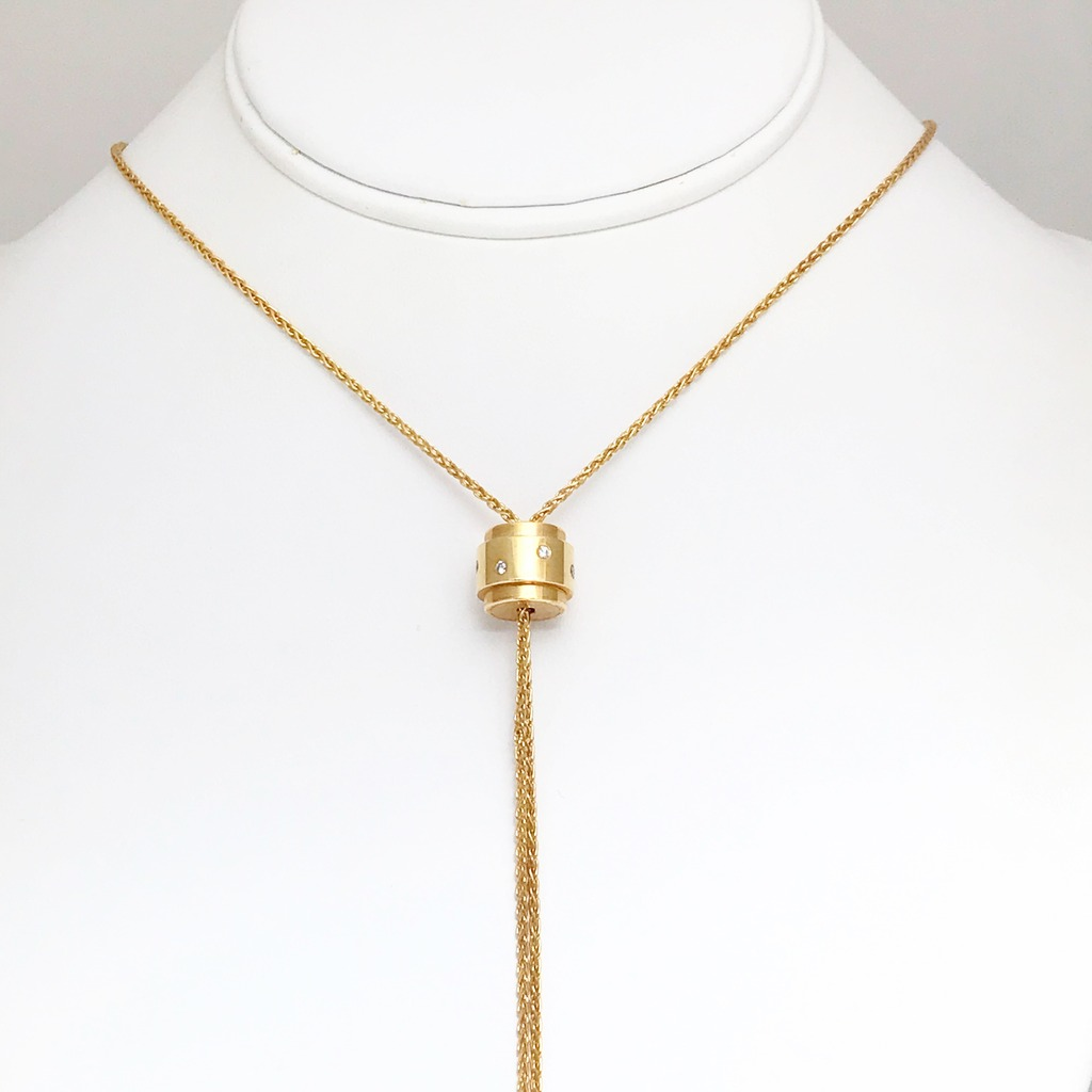 Gold Necklaces - Chain - image #3