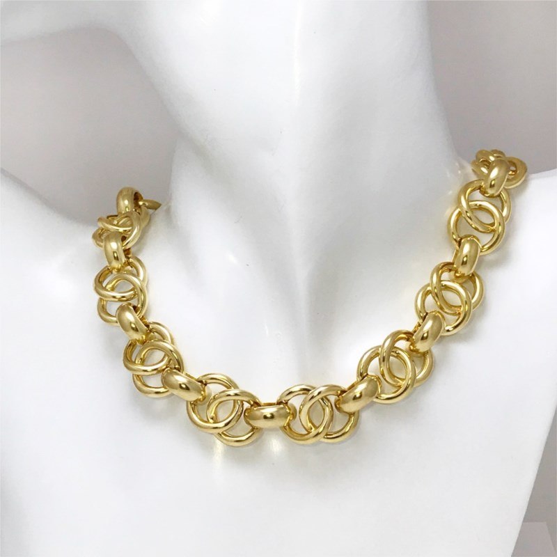 Gold Necklaces - Chain - image #2