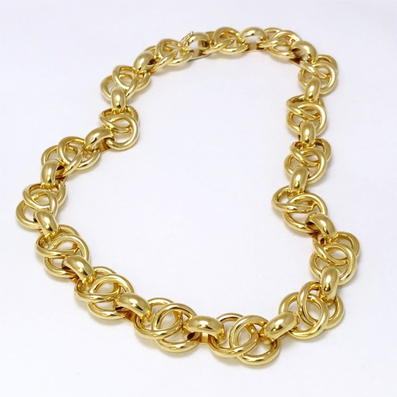 Gold Necklaces - Chain