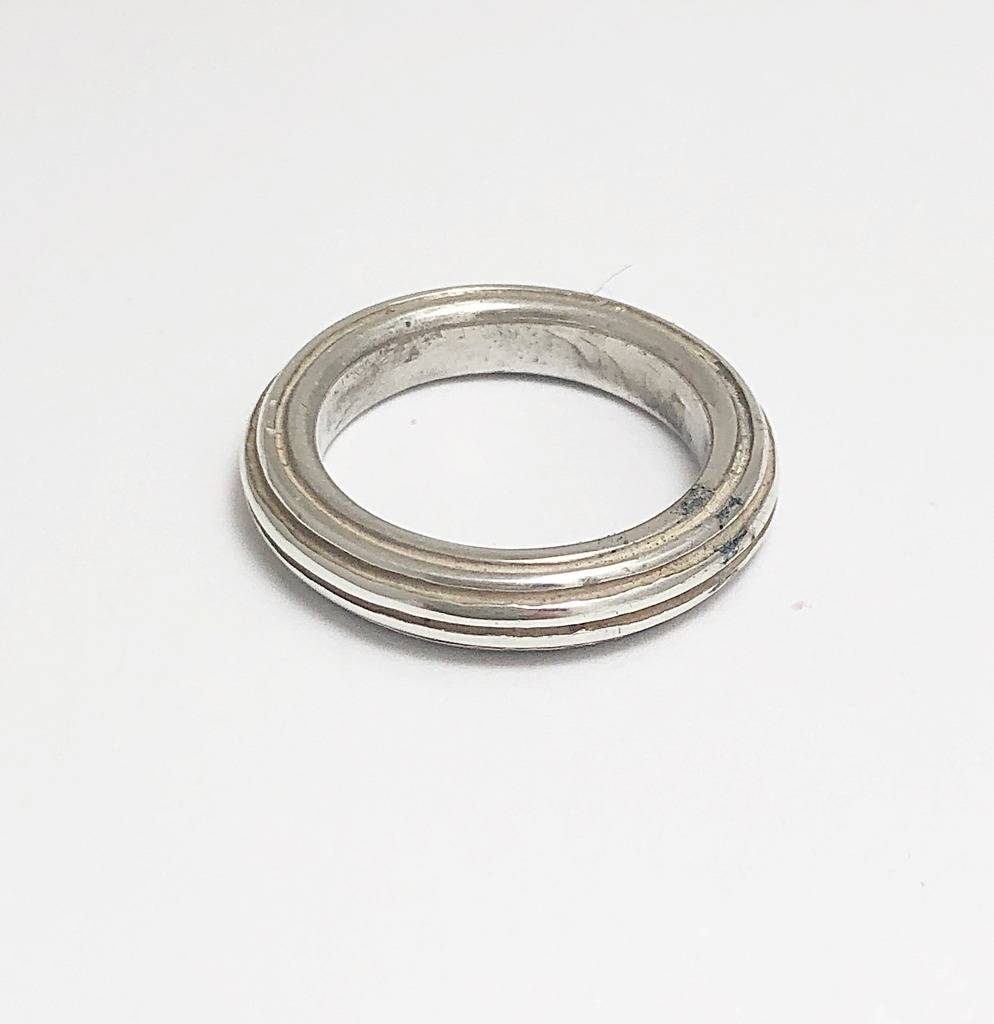 Silver Rings Without Stones - Ring