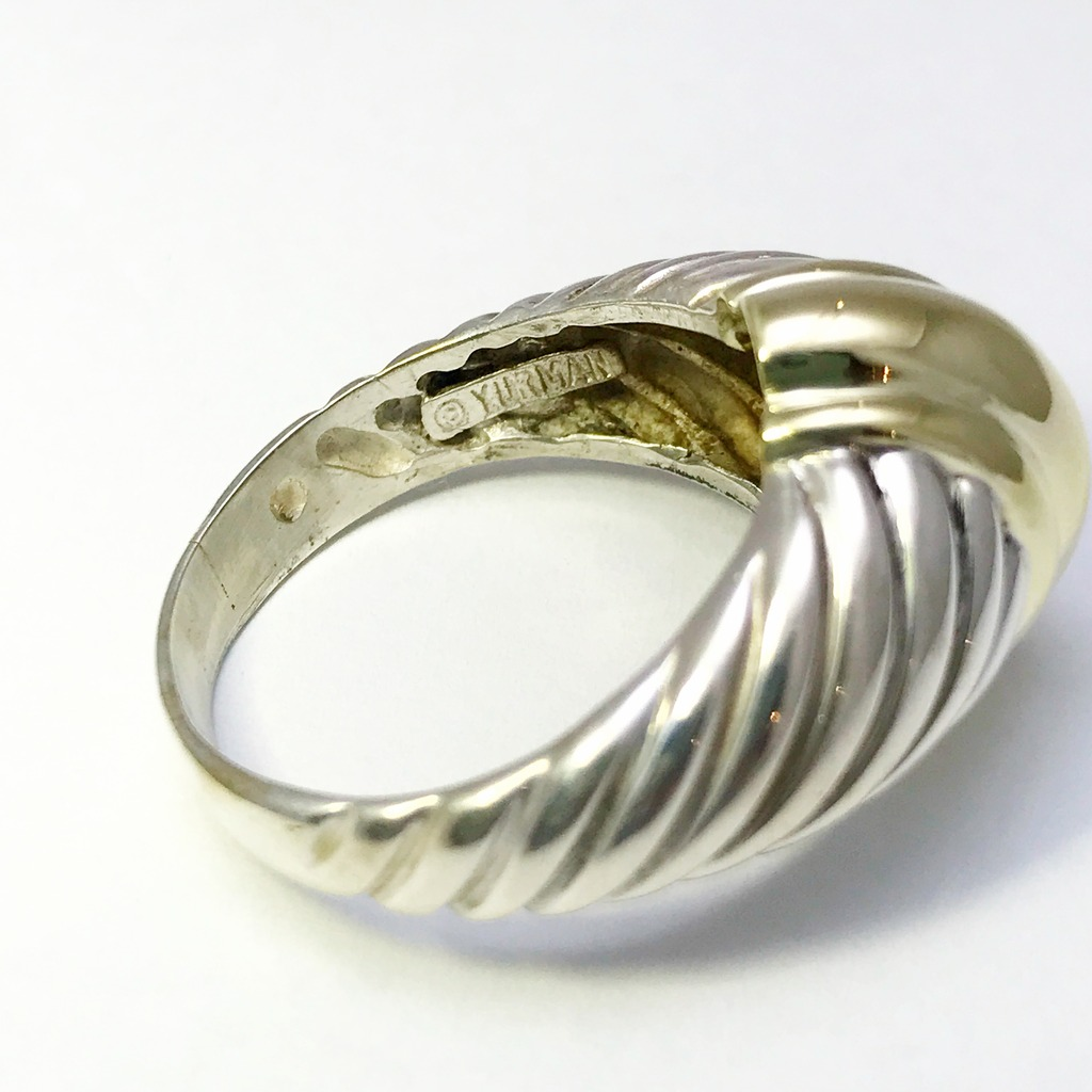 Silver Rings Without Stones - Ring - image #4