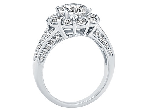 Engagement Rings - Engagement Ring - image #2