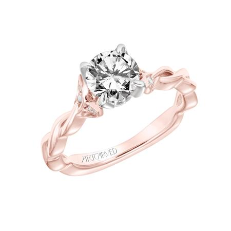 Engagement Rings - Semi-Mount Ring