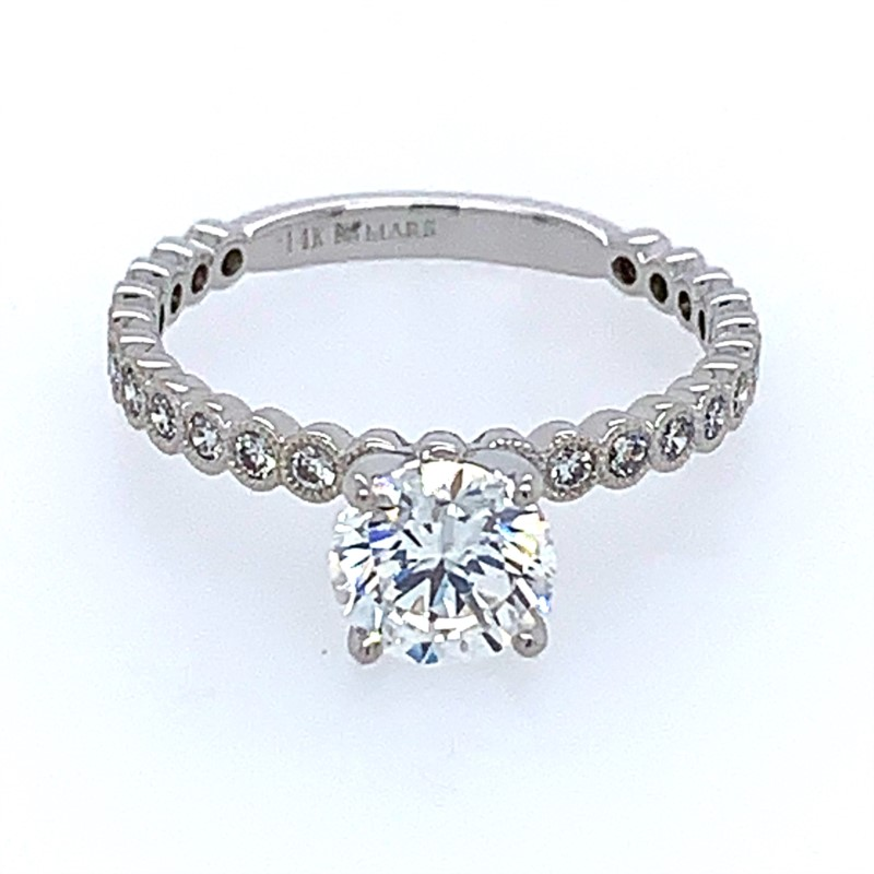Diamond Engagement Rings - Diamond Engagement Ring - image #2