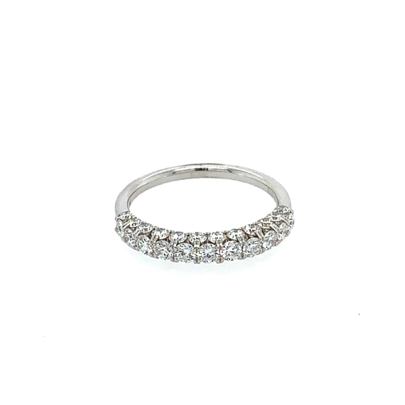 Women's Wedding Bands - Diamond Band