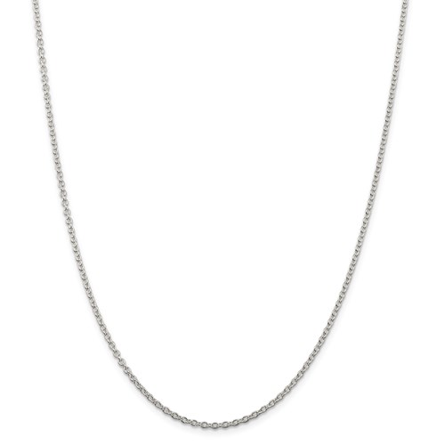 Silver Chains - Sterling Silver Chain - image #2