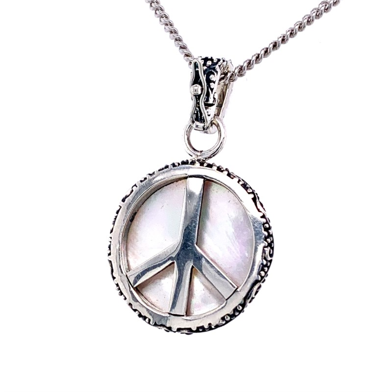 Silver Charms/pendants - Sterling Silver Pendant - image #3