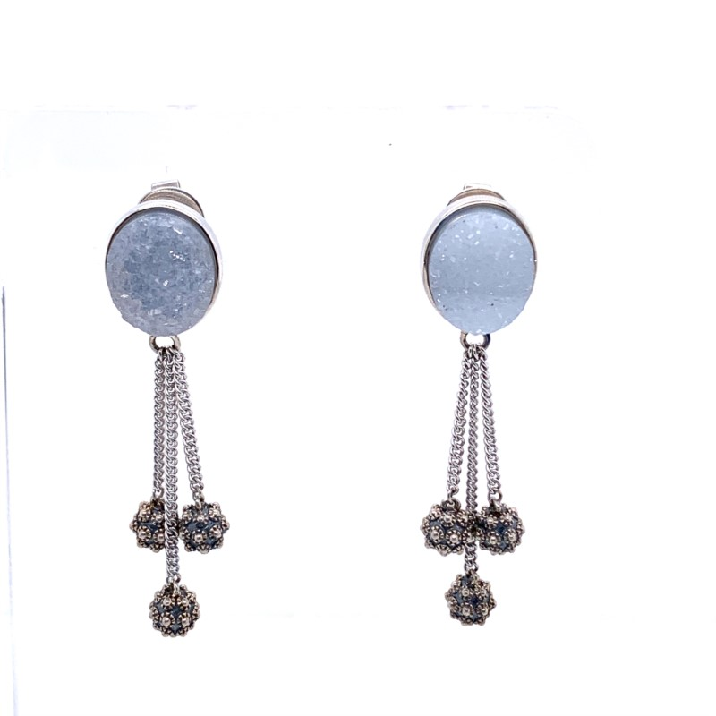 Silver Earrings - Sterling Silver Earrings