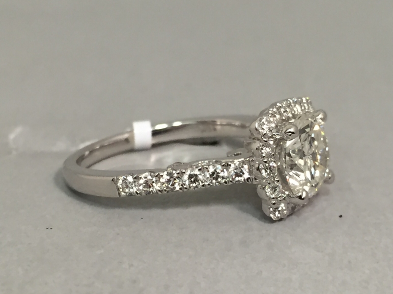 Estate - Diamond Ring - image 2